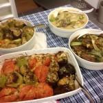 30.1.2016 Kreetalaisen ruuan kokkauskurssi