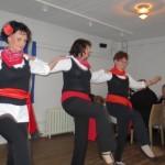 16.4.2016 Kevätjuhlassa tanssin pyörteissä, Hasapikos