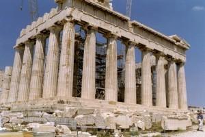 Parthenonin-temppeli